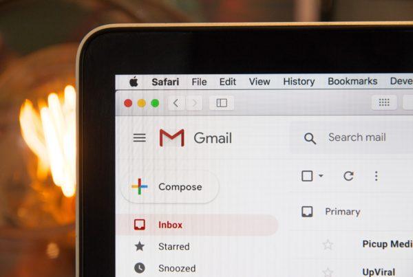 Phishing par email